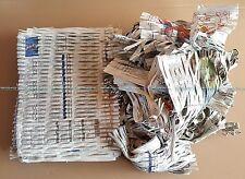 12Kg Packpapier Füllmaterial Verpackungsmaterial Polstermaterial Füllen 1,25€/Kg