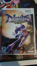 COMME NEUF - NIGHTS JOURNEY OF DREAMS - WII PAL