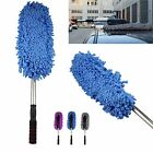 Telescoping Car Cleaning Wash Brush Dusting Cleaner Tool Large Microfiber Duster
