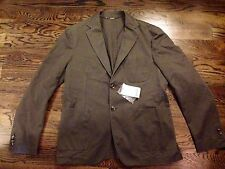850$ Bally Gray Sport Coat (Blazer) Size US 44 or EU 54 Made in Italy