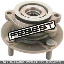 Front Wheel Hub For Nissan Grand Livina Ph L10P (2008-2013)