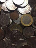 100 Gramm Restmünzen/Umlaufmünzen Venezuela