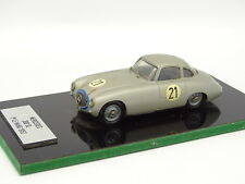 retro Autos Set aufgebaut 1/43 - MERCEDES 300 sl winner le mans 1952