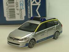Rietze VW Golf 7 Var. Verkehrsaufsicht Solingen - 32202 - 1/87