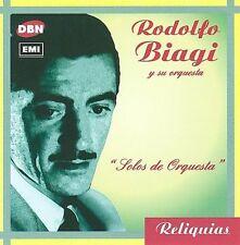 RODOLFO BIAGI - SOLOS DE ORQUESTA NEW CD