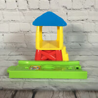 VTech Go! Go! Smart Wheels Train Station Storage House & Track Replacement Part