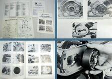 Piaggio Vespa 50 ccm Werkstatthandbücher Reparaturanleitungen Schaltpläne Elektr