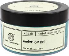 Khadi Natural Under Eye Gel Reduce Dark Circles and Puffiness Free Shipping