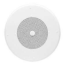 """Valcom V-1020c 1 Watt 1 Way 8"""" Ceiling Speaker (v1020c)"""