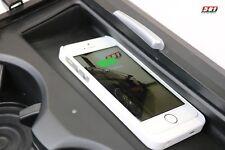 Teléfono móvil inalámbrico recargar bmw x5 e70 Wireless Charger qi con portavasos ECD cuero