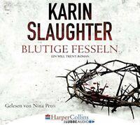 KARIN SLAUGHTER - BLUTIGE FESSELN  6 CD NEW