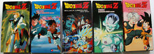 DRAGONBALL Z  LOT OF (5) DRAGONBALL Z VHS COLOR STEREO TAPES UNCUT