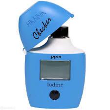 Hanna Instruments HI718 Iodine Colorimeter – Checker® HC