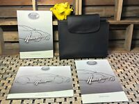 PAGANI HUAYRA OWNERS MANUAL **EXTREMELY RARE** + QUICK GUIDE ((BUY OeM))
