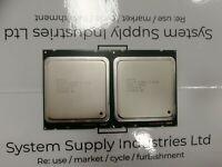 MATCHED PAIR Intel Xeon Processor CPU SR0KL E5-2650L 20M Cache 1.8GHz 8 Core 70w