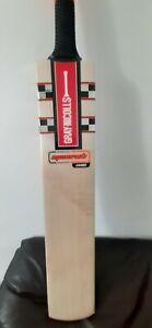 Ultra Rare Gray Nicolls Maverick Carbon Fibre Handled Cricket Bat 2lb 9 1/2oz