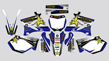 ROCK STAR YAMAHA YZ 125-250 2002-2014 DECAL STICKER GRAPHIC KIT