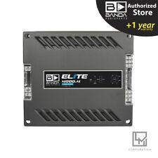 Banda Elite 4000.4 4000w 2 ohms 4 Channel Amplifier Car Audio 4k Bandaaudioarts
