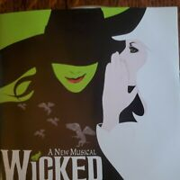 WICKED A New Musical C.D.