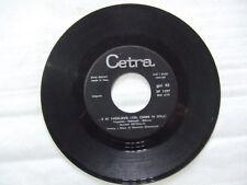 """Gianni Pettenati – Caldo Caldo - Disco Vinile 45 Giri 7"""" ITALIA 1969 NO COVER"""