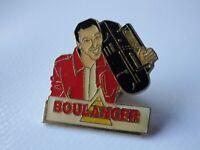 Pin's vintage épinglette Collector publicitaire BOULANGER Lot 091