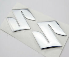 Petrol Gas Tank Fairing Emblems Decals Sticker 3D S For Suzuki Racing Motorcycle