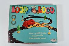 Vintage 1960's Loopy Loco Battery Operated Train Set New Old Stock Nasta 2000
