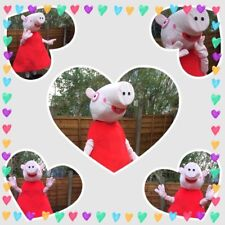 Peppa Pig Mascot Hire Manchester Area