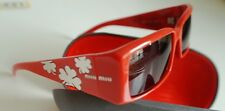Rare Vintage MIU MIU Prada RED Ladies Fashion SUNGLASSES - SMU14F - Immaculate