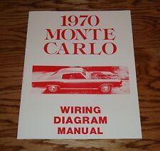 1970 Chevrolet Monte Carlo Wiring Diagram Manual 70 Chevy