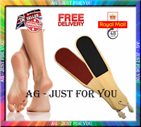 Double Sided Foot Rasp File Callus Remover Pain Reduction Pedicure Tool