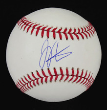 Cincinnati Reds Joey Votto Signed Baseball Beckett BAS Witnessed Autograph
