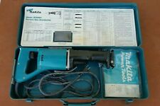 MAKITA JR3000V RECIPRO SAW RECIPROCATING SAW IN METAL CARRY CASE