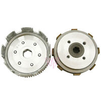 5 Plate Manual Engine Clutch Assembly For LIFAN YX 150cc 140c PIT PRO Dirt Bike