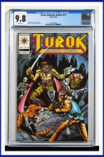 Turok Dinosaur Hunter #13 CGC Graded 9.8 Valiant August 1994 Comic Book