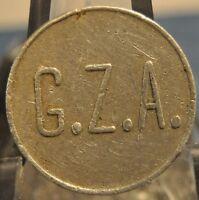 G. Z. A. Token, 19mm