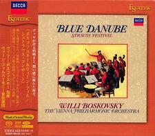 SACD ESOTERIC Strauss - Blue Danube - Strauss Festival - Boskovsky