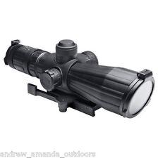 NCStar SRTP3942G 3-9X42 Rubber Armored Quick Release ( P4 SNIPER ) Laser Sight