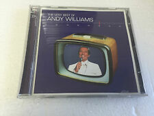 Andy Williams : The Very Best of Andy Williams (2CDs) (2004) NMINT/VG-