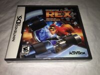 Generator Rex: Agent of Providence (Nintendo DS, 2011)-BRAND NEW FACTORY SEALED!