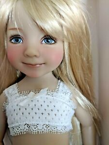 Dianna Effner Perfect Little Darling by Geri Uribe: Ariel OOAK, NRFB
