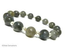 Handmade Labradorite Fine Bracelets