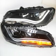 2011-2014 year A8 Style Passat V6 B7 LED Headlights Bi Xenon Projector Lens LDV2