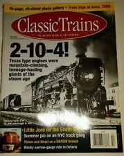 Classic Trains Magazine Fall 2010