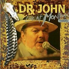 DOCTOR / DR JOHN ~ Live At Montreux 1995 NEW  CD IKO IKO,RIGHT PLACE WRONG TIME