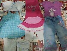 LOTTO 28 STOCK 8 NEONATA abbigliamento bimba bambina12-24 M