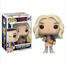 Stranger Things Eleven with Eggos CHASE #421 Funko Pop Television Vinyl Figure