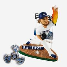 "Clayton Kershaw Los Angeles Dodgers Limited Edition 12""  Bobblehead MLB"