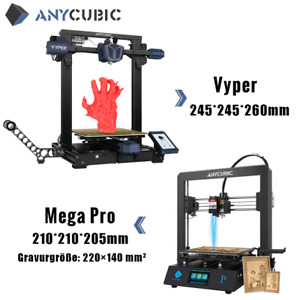 EU Anycubic Vyper auto livellamento/ Mega Pro Stampante 3D PLA Filamento 1.75mm