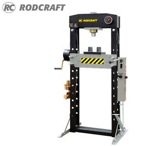 Rodcraft WP30P 30ton durable press - UK Seller!